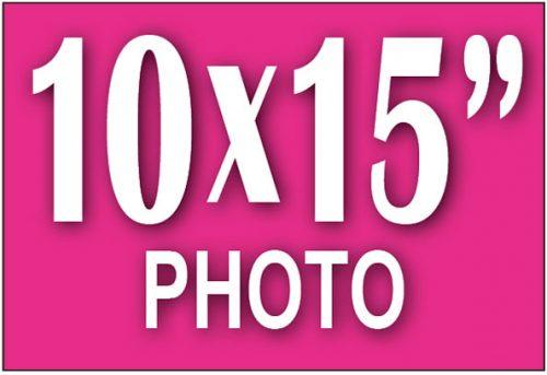 10x15 Photo Print