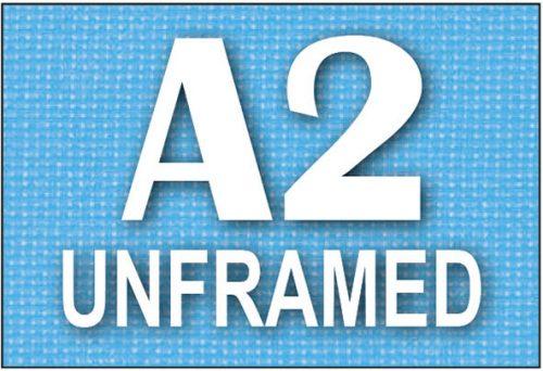A2 Unframed Canvas