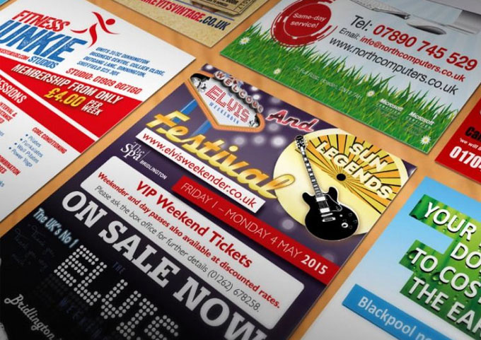 A4 Flyer Printing