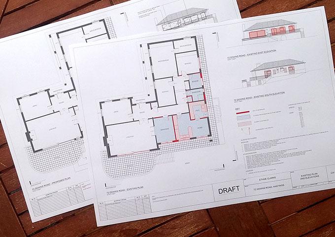 A3 Architect Plans