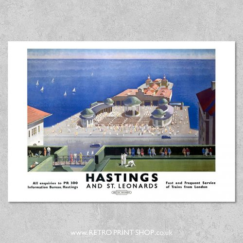 BR Hastings St Leonards 1