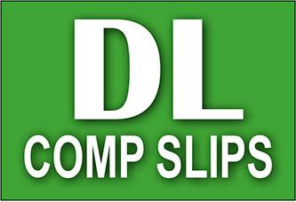 DL Comp Slip Printing