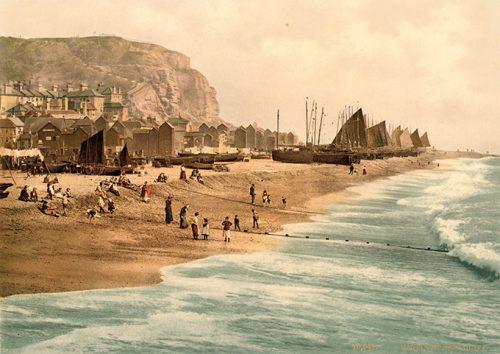 East Hill & Fishing Beach