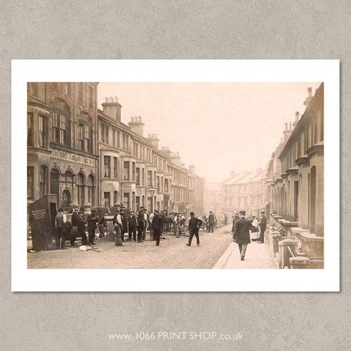 Hughenden Road 1905