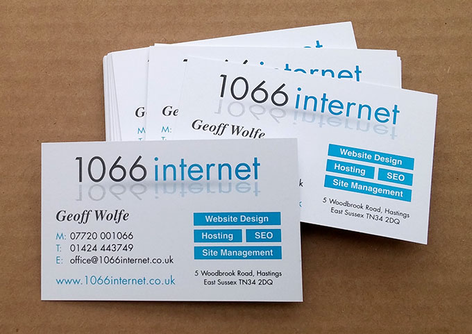Business card printing online full colour single or double sided gloss business cards reheart Images